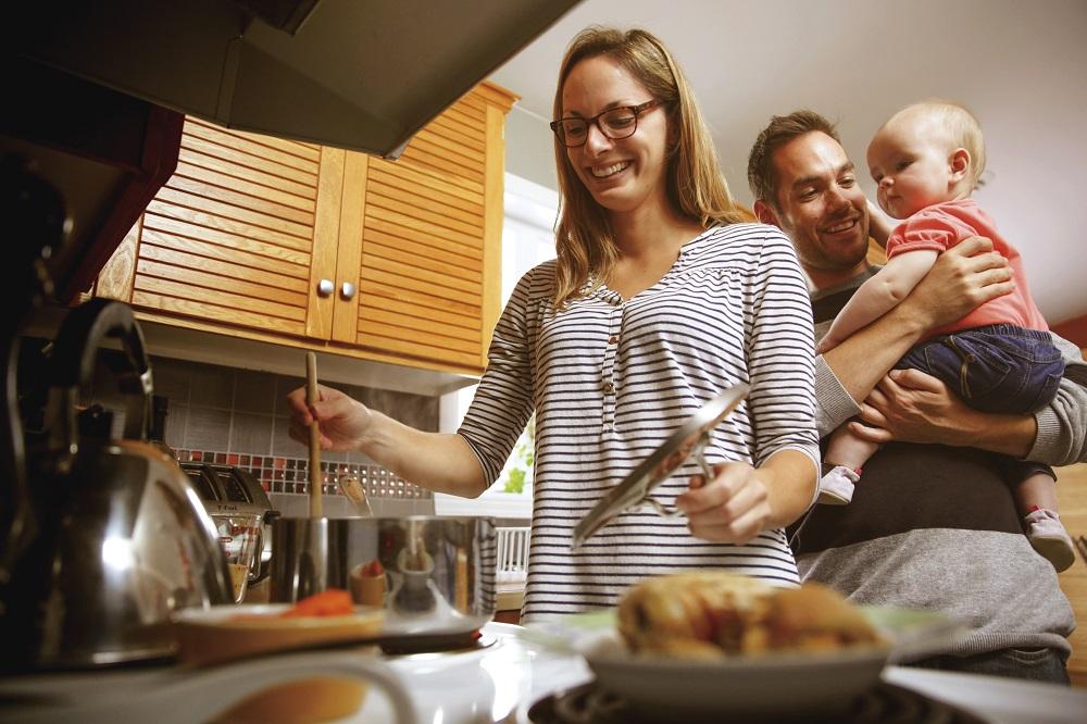 Fondation OLO | Trucs de parents pour économiser du temps en cuisine