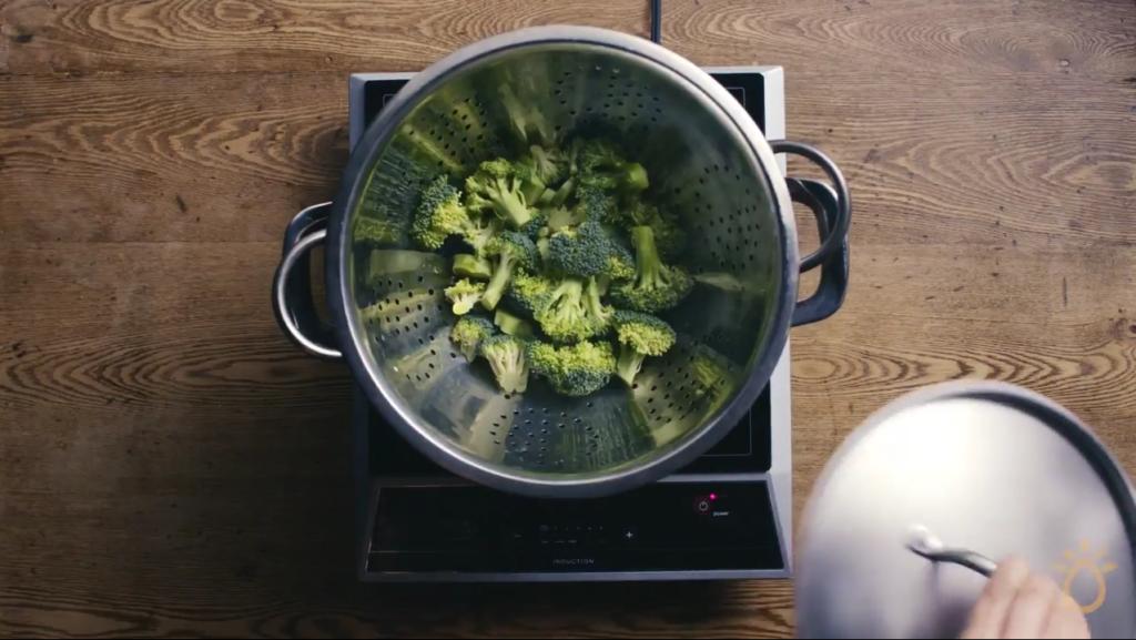Fondation OLO | Technique culinaire | Cuisson des légumes | À la vapeur