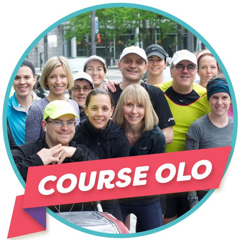 Fondation OLO | Une communauté engagée | Course OLO de l'AOGQ