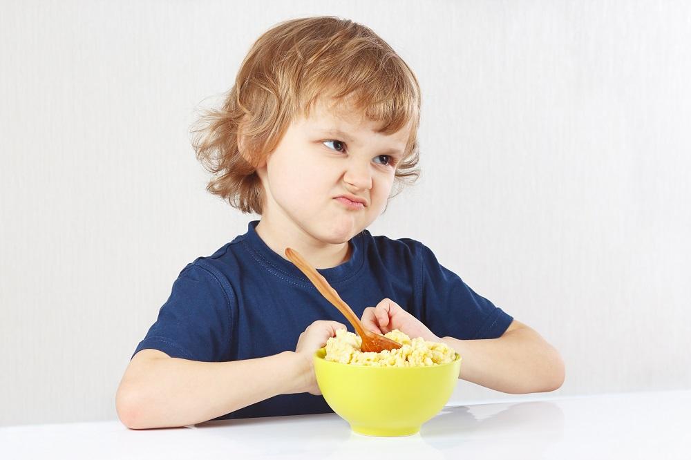 Mon enfant est capricieux avec la nourriture : quoi faire? | Fondation Olo
