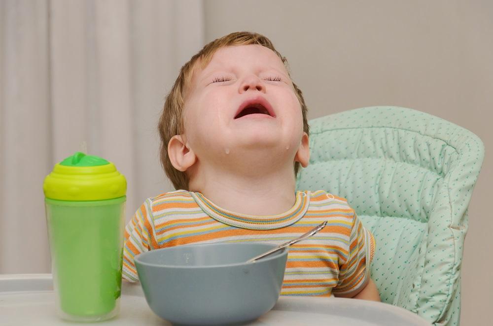 Crises pendant les repas : quoi faire? | Fondation OLO