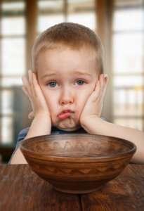 Mon enfant n'a pas faim | Fondation OLO