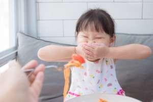 Mon enfant refuse de manger : quoi faire? | Fondation Olo