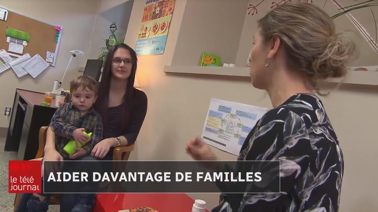 Fondation OLO | ICI Mauricie-Centre-du-Québec | Le suivi OLO transforme la vie des familles!