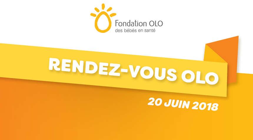 Fondation OLO | Rendez-vous OLO 2018
