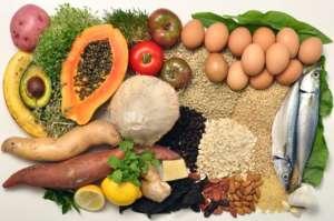 Fondation OLO | Aliments frais et peu transformés
