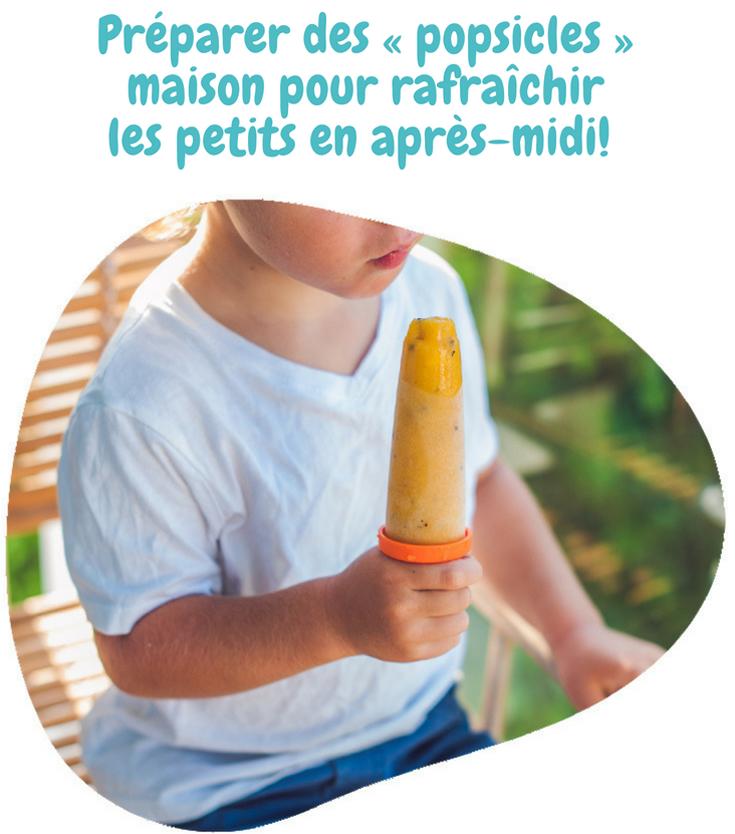 Fondation OLO | Trucs d'hydratation pour les enfants