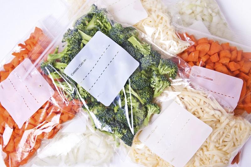 Fondation Olo | Meal prep | Sacs de congélation