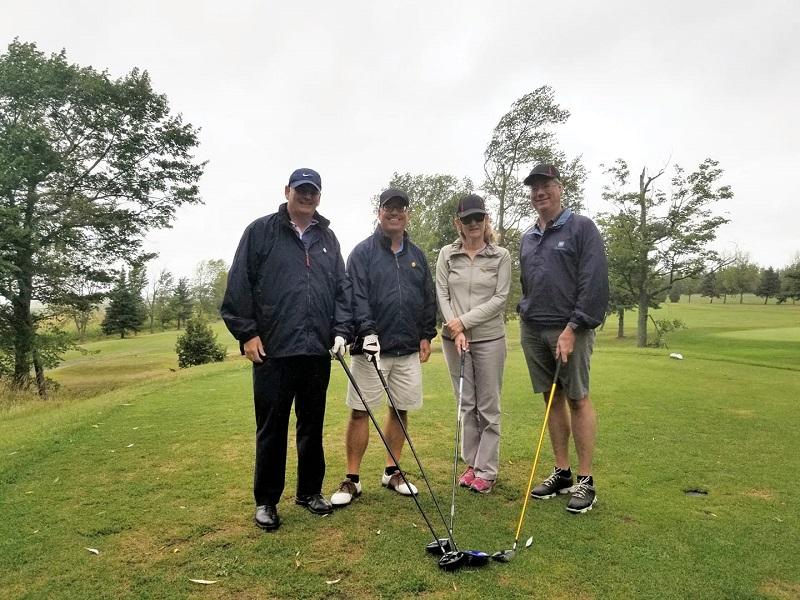 Omnium de golf 2018 de la FPOQ | Fondation OLO | Quatuor OLO
