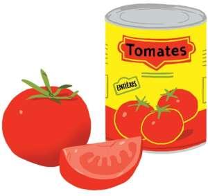 Fondation OLO | Conserve tomates