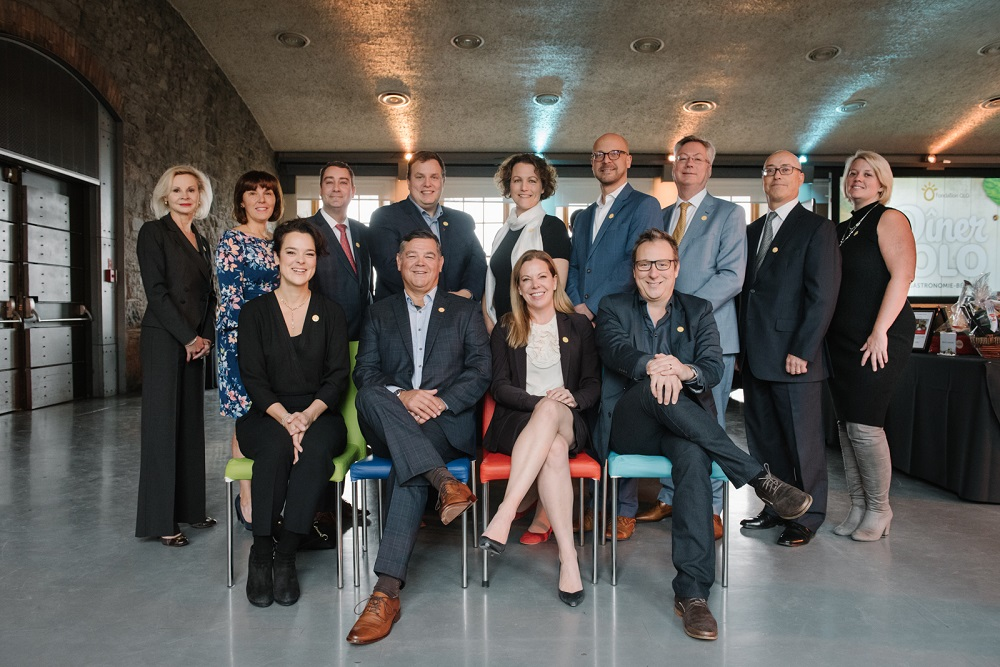Fondation OLO | Comité d'honneur - Dîner OLO 2018
