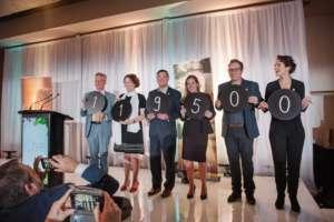 15<sup>e</sup> dîner au profit de la Fondation OLO : </br>119 500$ pour que les bébés naissent et grandissent en santé