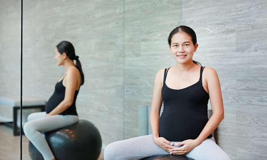 Fondation Olo | Activité physique grossesse
