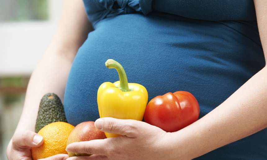 Fondation Olo | L'alimentation de la femme enceinte végétarienne