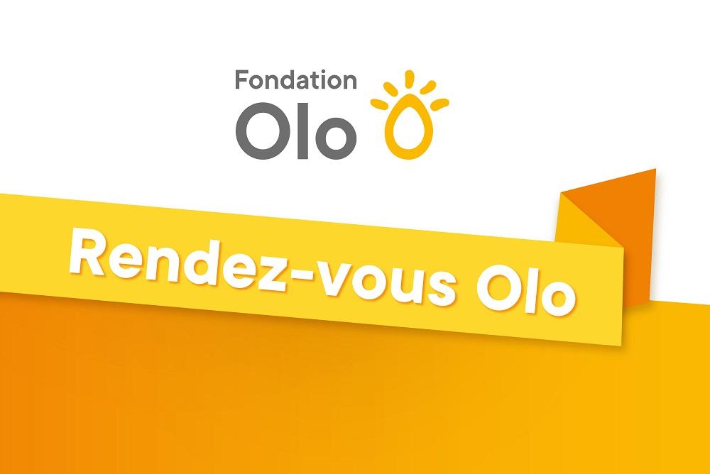 Fondation Olo | Entête | Rendez-vous Olo