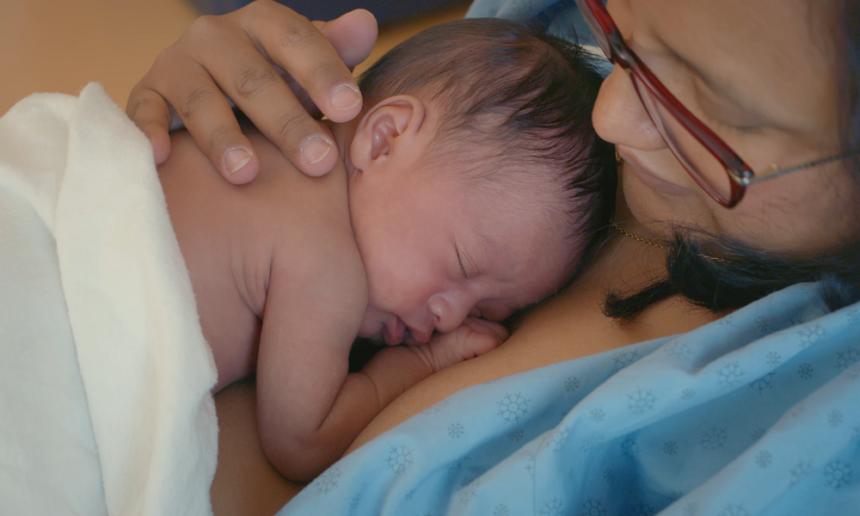 Fondation Olo | Position d'allaitement | 6 idées