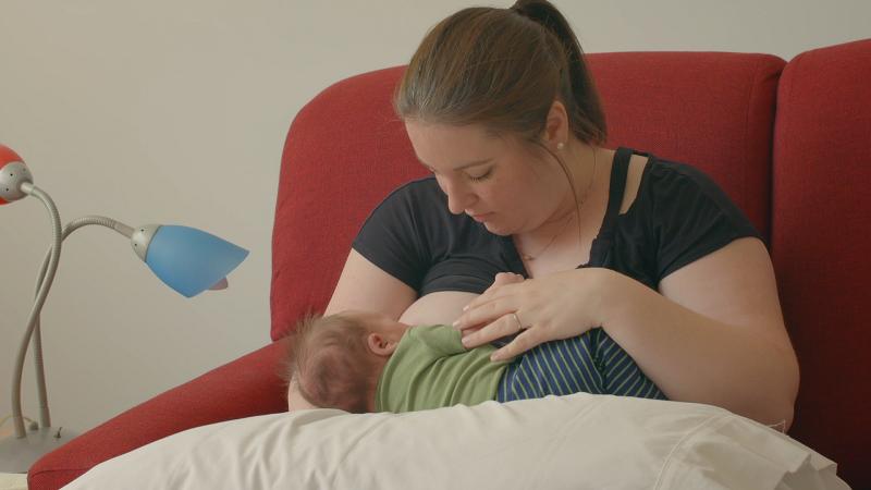 Fondation Olo | Positions d'allaitement | Madone