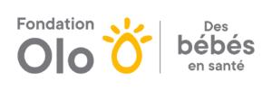Fondation Olo | Logo - Des bébés en santé