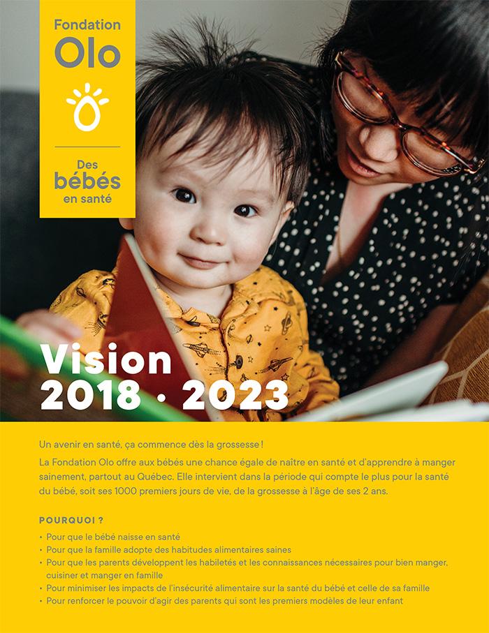 Fondation Olo | Planification stratégique 2018-2023