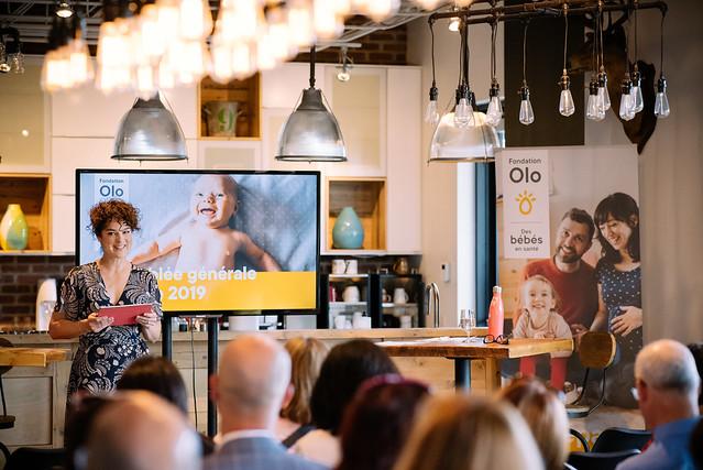 Fondation Olo | Conseil d'administration 2019