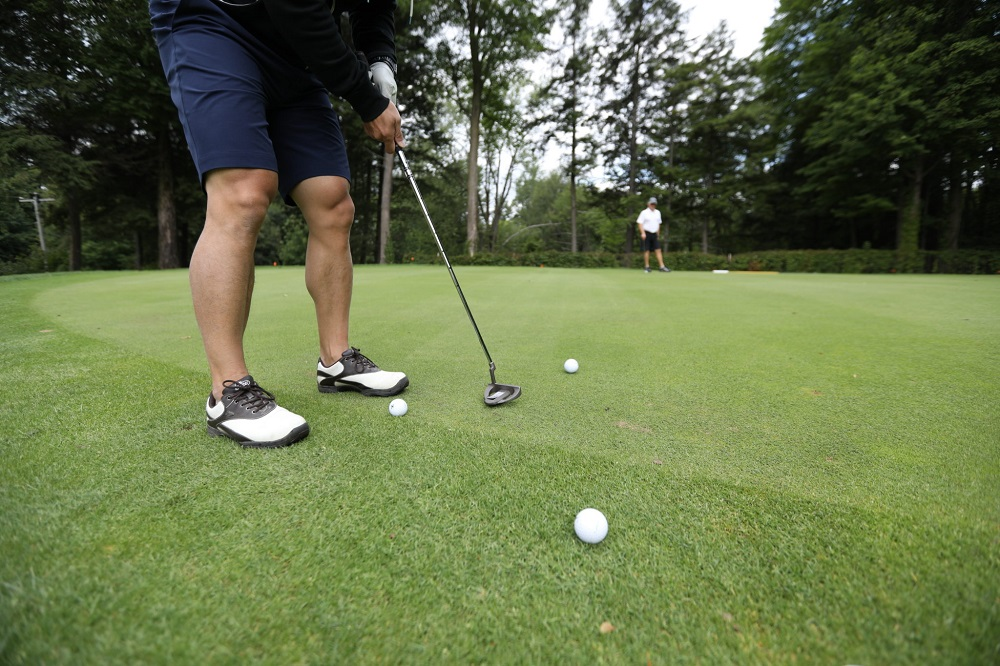 Fondation Olo | Invitation golf