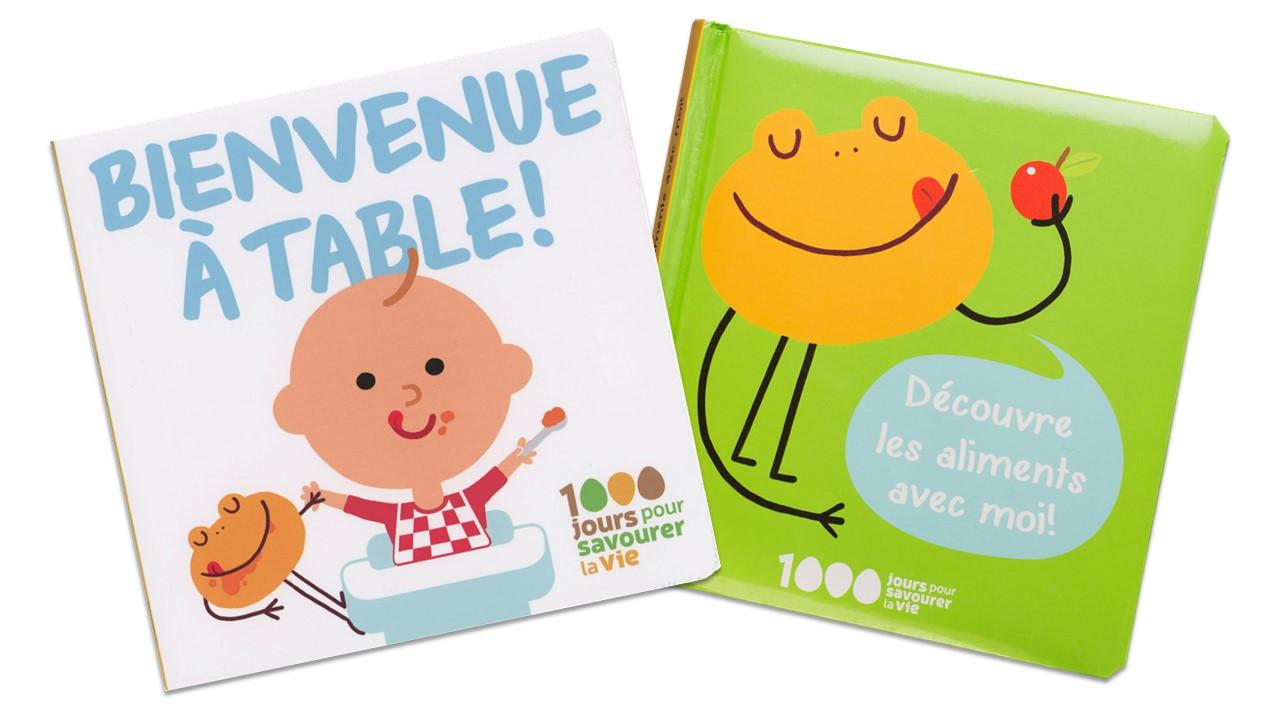 Fondation Olo | Livres pour enfants