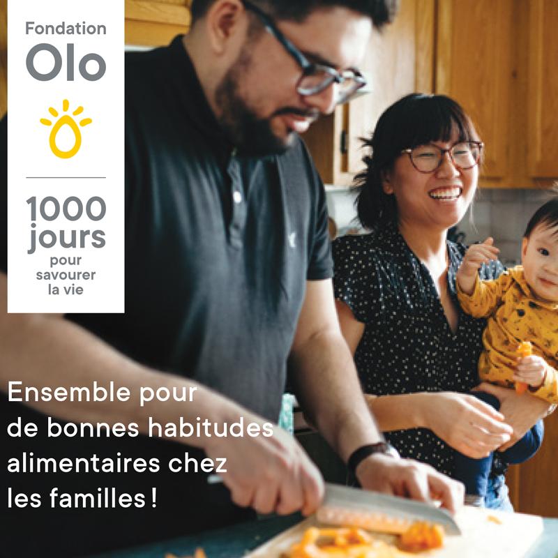 Fondation Olo | Dépliant - Organisations de la communauté