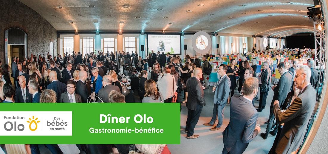Fondation Olo | Dîner Olo 2019