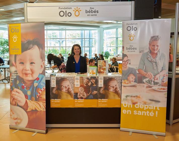 La Fondation Olo présente au Rendez-vous Québec Sobeys