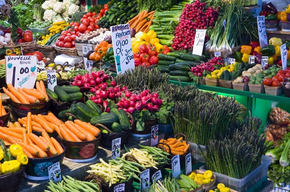 Photo marché jean-Talon