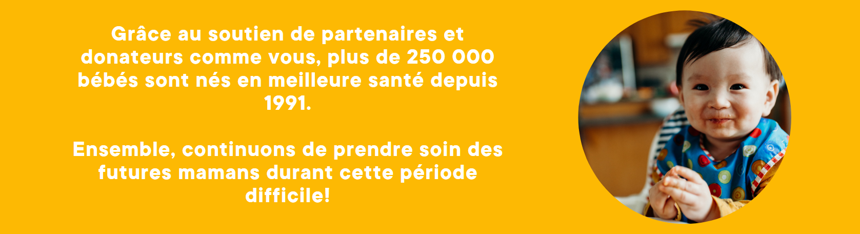 Fondation Olo   Campagne de financement d'urgence COVID-19