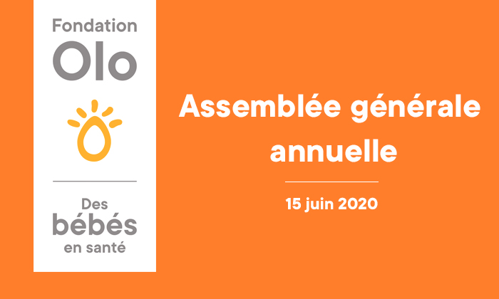 Fondation Olo   RDV Olo 2020