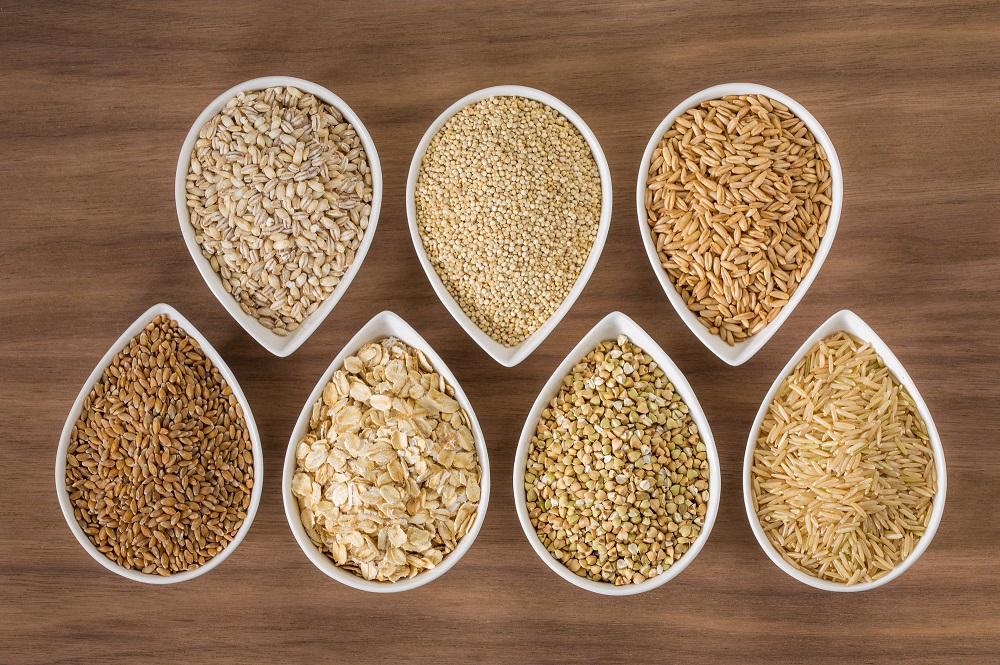 Fondation Olo | Aliments à grains entiers