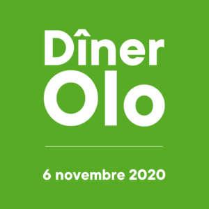 Dîner Olo 2020