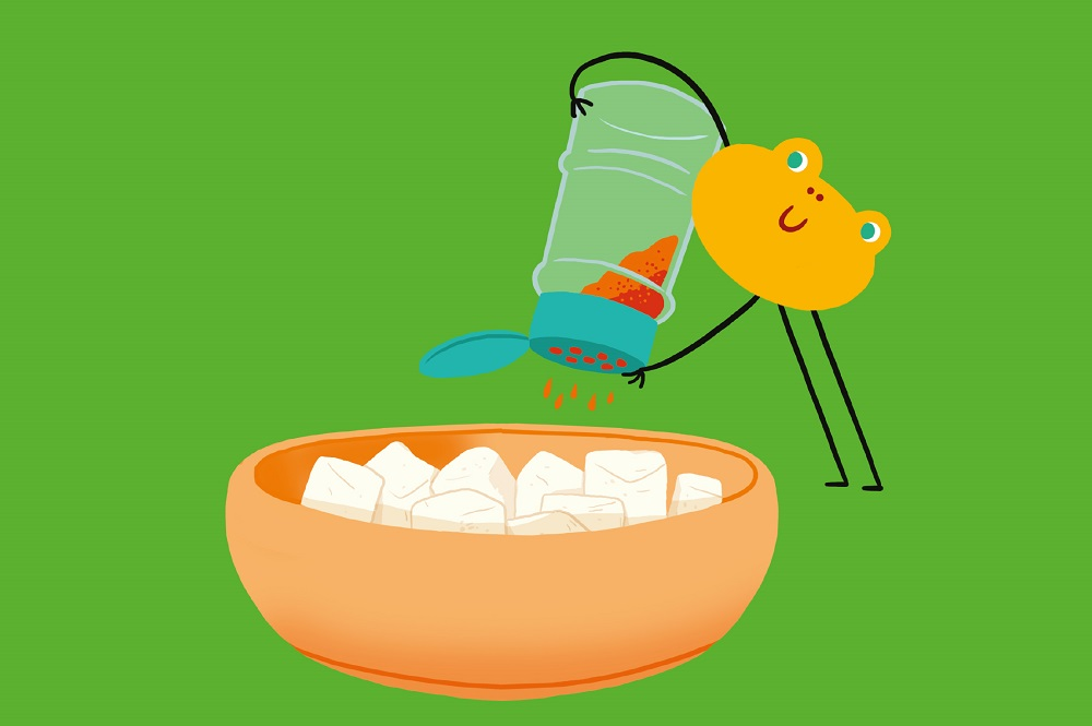 Fondation Olo | 7 façons préparer le tofu