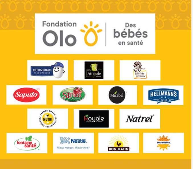 Fondation Olo | Les marchands Tradition et Bonichoix remettent 155 000$