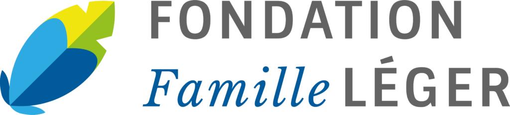 Logo Fondation Famille Léger
