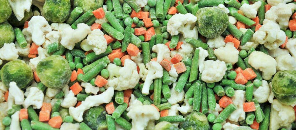Trio légumes